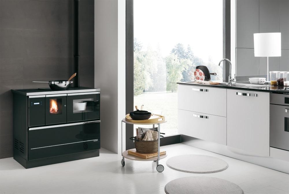pellet k chenherd paloma ebner technology. Black Bedroom Furniture Sets. Home Design Ideas